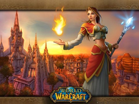 Игра World of Warcraft: Wrath of the Lich King запрещена в Китае
